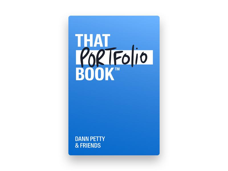 Imagem da capa do That Portfolio Book