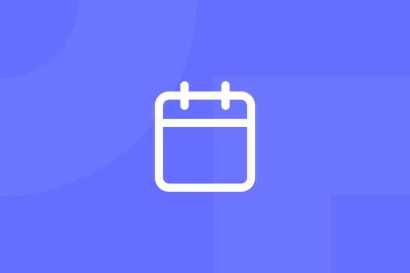 Ícone em tons de roxo alusivo ao termo Google design sprint