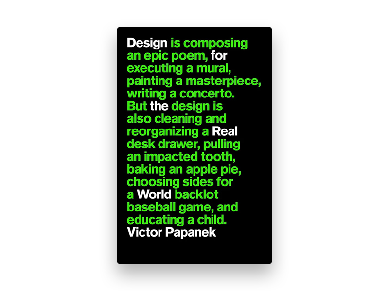 "Fotografia da capa do livro de Victor Papanek ""Design for the real world"""